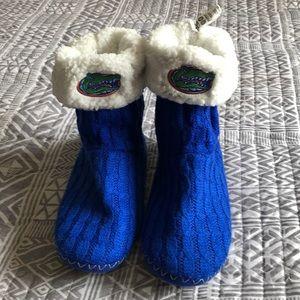 Florida Gators slippers